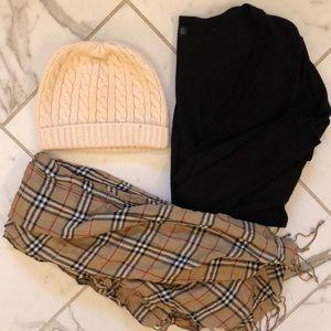 Gap wool beanie hat